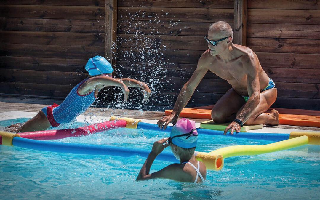 Un tuffo alla scoperta delle nostre piscine!